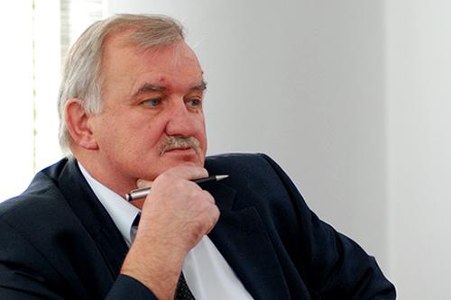 Andrzej Markowski. Fot. Łukasz Szełemej [PR Szczecin]