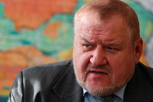 Piotr Paczkowski. Fot. Łukasz Szełemej [PR Szczecin/Archiwum]