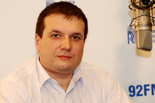 Krzysztof Zaremba. Fot. PR Szczecin/Archiwum