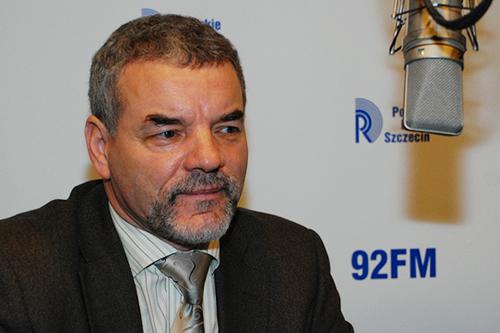 Krzysztof Góralczyk. Fot. Łukasz Szełemej [PR Szczecin]