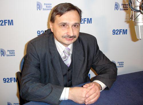Maciej Kopeć. Fot. PR Szczecin/Archiwum