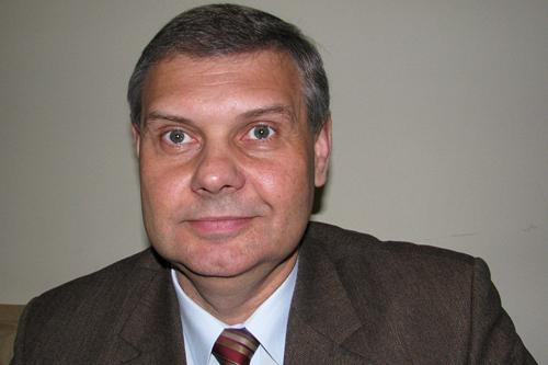 prof. Waldemar Tarczyński. Fot. PR Szczecin