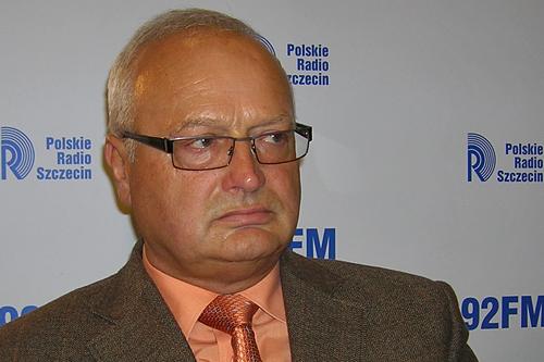 Roman Pałka. Fot. Piotr Sawiński [PR Szczecin/Archiwum]