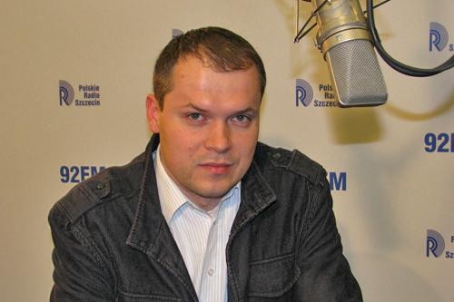 Radosław Popiela.fot. PRS