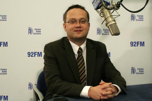 Beniamin Chochulski. fot. Joanna Chwiłkowska PRS