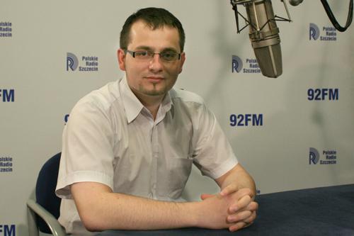 Piotr Słomski. fot. Joanna Chwiłkowska PRS