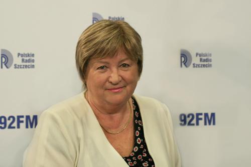 Mirosława Masłowska. Fot. Joanna Chwiłkowska [PRS]