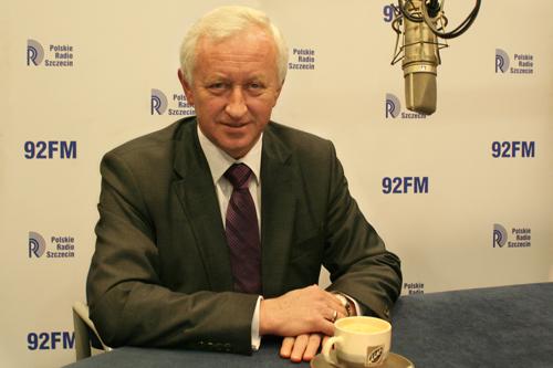 Bogusław Liberadzki. Fot. Joanna Chwiłkowska [PR Szczecin]