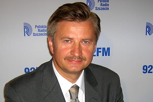 Stanisław Wziątek. Fot. PR Szczecin/Archiwum