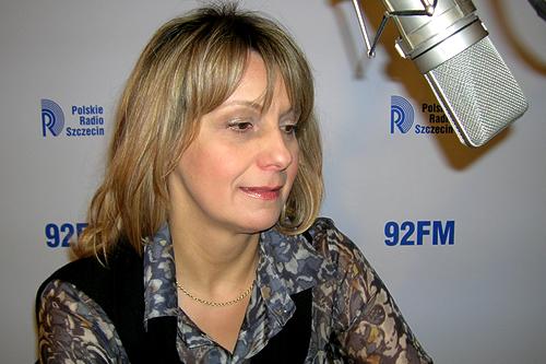 Judyta Lemm. Fot. PR Szczecin/Archiwum
