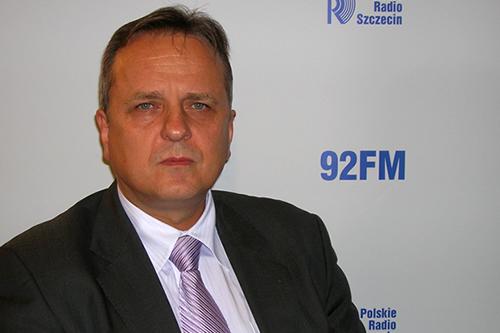 Krzysztof Nowak. Fot. PR Szczecin