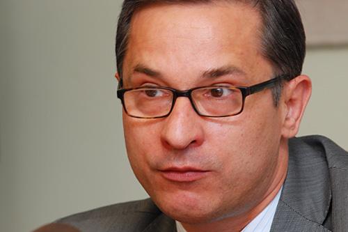 Zbigniew Miklewicz. Fot. Łukasz Szełemej [PR Szczecin]