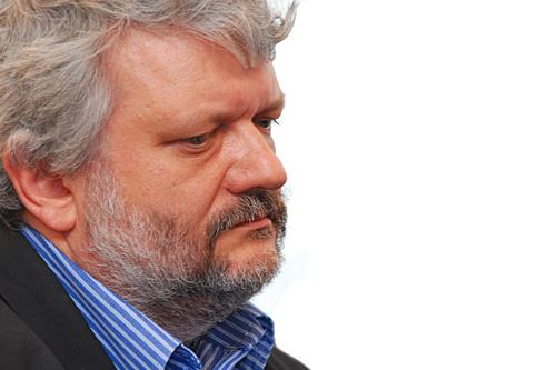 Marek Sztark. fot. Łukasz Szełemej [PR Szczecin/Archiwum]