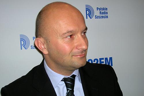 Marcin Zydorowicz. Fot. Łukasz Szełemej [PR Szczecin/Archiwum]