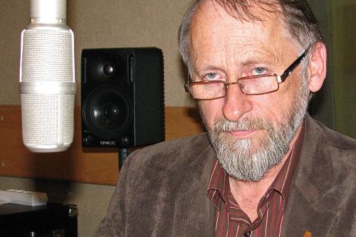 Adam Zygmunt. Fot. Tomasz Chaciński [PR Szczecin]