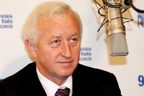 Bogusław Liberadzki. Fot. Łukasz Szełemej [PR Szczecin/Archiwum]
