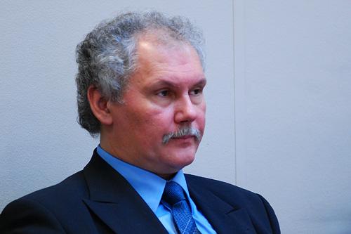 dr Andrzej Niedzielski. Fot. Łukasz Szełemej [PR Szczecin/Archiwum]