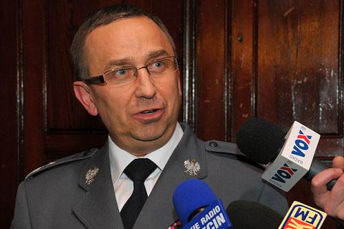 Gen. Wojciech Olbryś. Fot. Łukasz Szełemej [PR Szczecin]