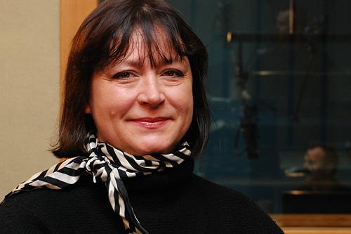 Elżbieta Romero. Fot. Łukasz Szełemej [PR Szczecin]