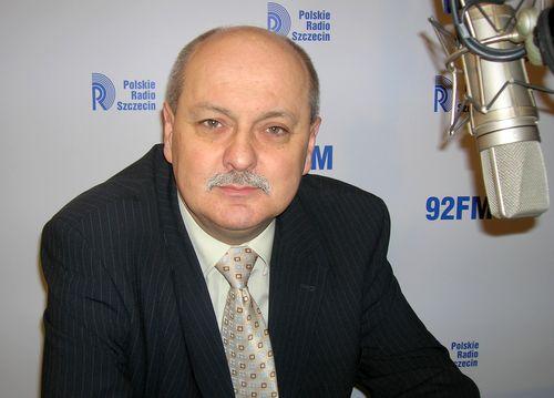 Jerzy Serdyński. Fot. PR Szczecin [Archiwum]