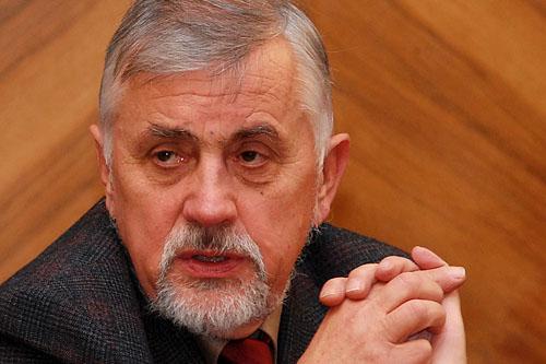 Marek Tałasiewicz. Fot. Łukasz Szełemej [PR Szczecin/Archiwum]