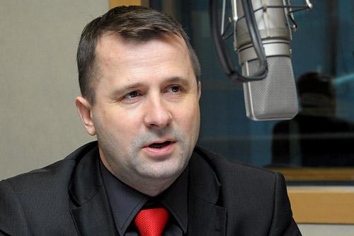 Roman Michalski. Fot. Łukasz Szełemej [PR Szczecin]