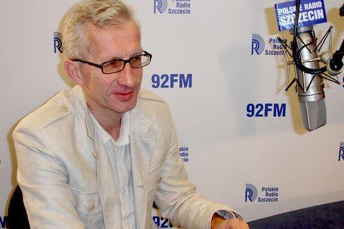 Marek Koćmiel. Fot. PR Szczecin/Archiwum