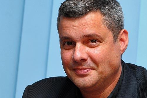 Piotr Kęsik. Fot. Łukasz Szełemej [PR Szczecin/Archiwum]