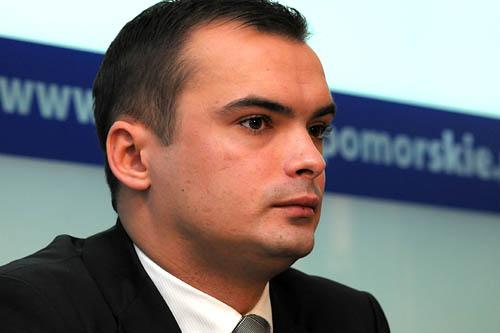 Michał Marcinkiewicz. Fot. Łukasz Szełemej [PR Szczecin/Archiwum]
