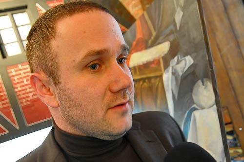 Sylwester Ostrowski. Fot. Łukasz Szełemej [PR Szczecin]