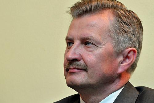 Stanisław Wziątek. Fot. Łukasz Szełemej [PR Szczecin]