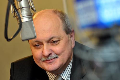 Jerzy Serdyński. Fot. Łukasz Szełemej [PR Szczecin]