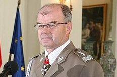gen. Waldemar Skrzypczak. Fot. www.prezydent.pl