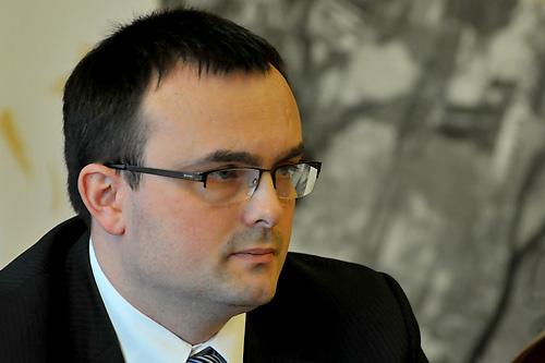 Tomasz Hinc. Fot. Łukasz Szełemej [PR Szczecin]