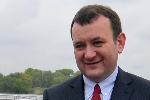 Stanisław Gawłowski. Fot. Łukasz Szełemej [PR Szczecin]