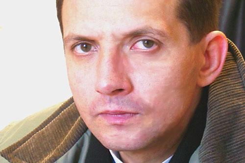 Arkadiusz Gacparski. Fot. www.gacparskiarkadiusz.za.p