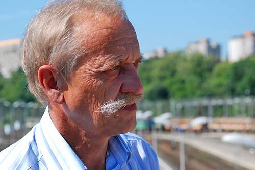 Andrzej Durka. Fot. Łukasz Szełemej [PR Szczecin]