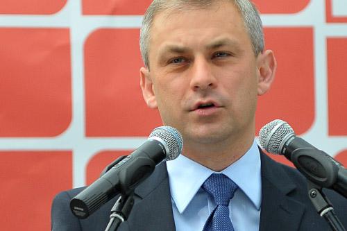 Grzegorz Napieralski. Fot. Łukasz Szełemej [PR Szczecin]