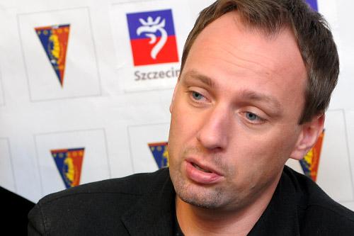 Grzegorz Smolny. Fot. Łukasz Szełemej [PR Szczecin]