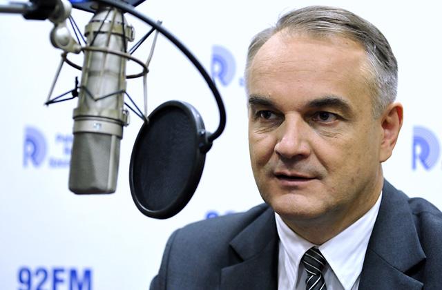 Waldemar Pawlak. Fot. Łukasz Szełemej [PR Szczecin]