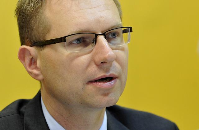 Igor Frydrykiewicz. Fot. Łukasz Szełemej [PR Szczecin]