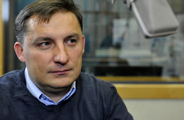 Sylwester Chruszcz. Fot. Łukasz Szełemej [PR Szczecin]