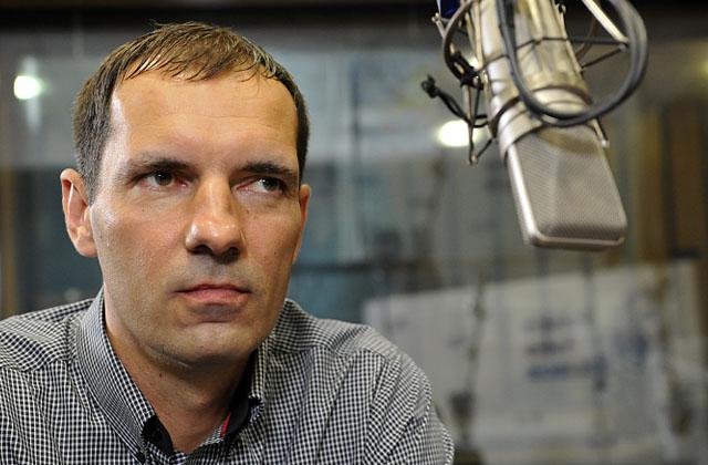 Andrzej Piątak. Fot. Łukasz Szełemej [PR Szczecin]