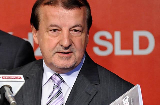 prof. Stanisław Flejterski. Fot. Łukasz Szełemej [PR Szczecin]