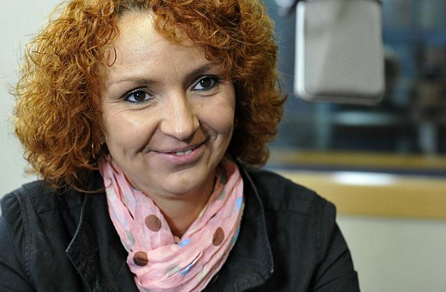 Joanna Agatowska. Fot. Łukasz Szełemej [PR Szczecin]