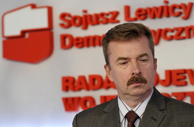 Dariusz Wieczorek. Fot. Łukasz Szełemej [PR Szczecin]