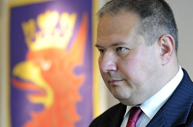Leszek Dobrzyński. Fot. Łukasz Szełemej [PR Szczecin]