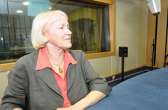 Teresa Lubińska. Fot. Piotr Sawiński [PR Szczecin]