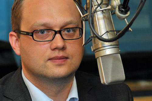 Benjamin Chochulski.