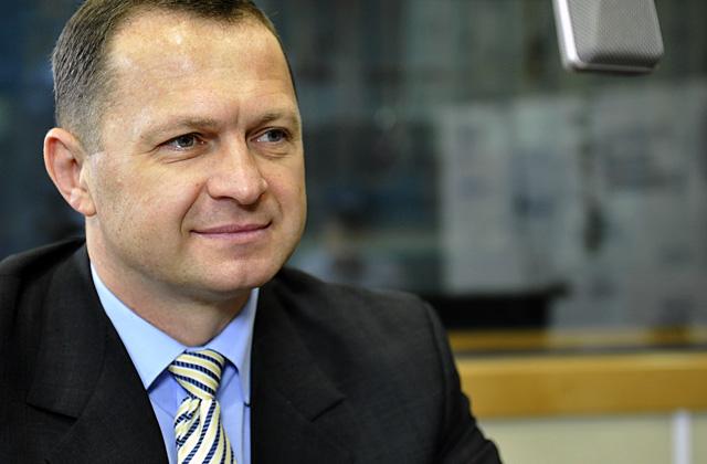 Jarosław Siergiej. Fot. Łukasz Szełemej [PR Szczecin]